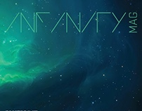 Infinity Magazine Template