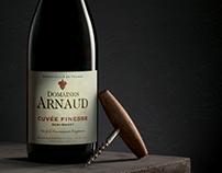 Рекламная фотосъемка вина. Wine.