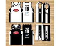 JuveCaserta Basket 2017 / Official Jersey