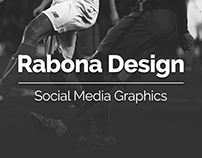 Rabona Design | Social Media Graphics