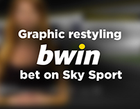 Bwin restyling on Sky Sport