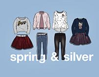 spring & silver capsula