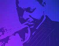 Wynton Marsalis Portrait