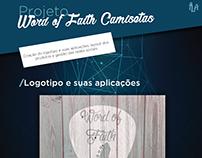 Projeto Word of Faith l Desenvolvimento da Campanha