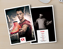 Sports Shoe Catalog / Magazine