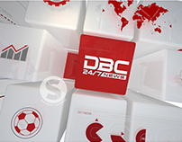 BRANDING for DBC NEWS by SADEK AHMED