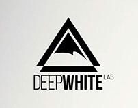 Logo design \ Deep White lab
