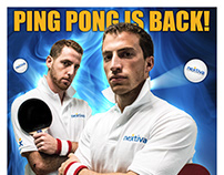 Ping Pong Announcement