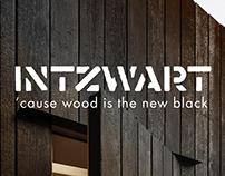 In't zwart. Ambachtelijk zwart hout geplaatst op maat.