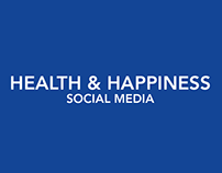 Social Media - Health and Happiness