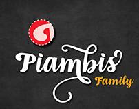 Piambis Font Family
