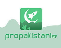 Logo Design for ProPakistani.pk
