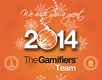 The Gamifiers Seasons Greetings 2014