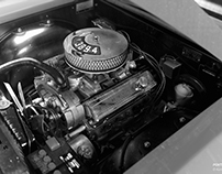 PONTIAC GTO V8 389-4 ENGINE