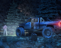 Dodge Ram Extrem Off Road