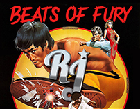 Beats of Fury (Album Art)