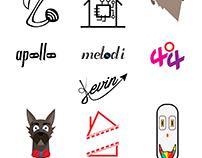 January Logos