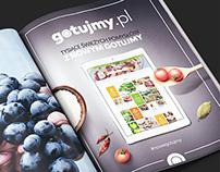 gotujmy.pl - Key Visual