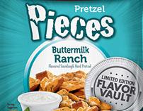 SOH® Pretzel Pieces LTD EDition Packaging Design