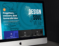 Camilla Ceccatelli design studio - Web design/develop