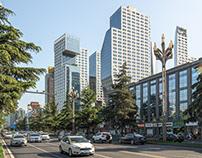 Sliced Porosity Block, Chengdu