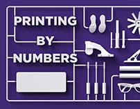 Printing by Numbers