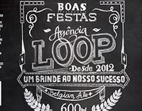 Ação de fim de ano Agência Loop