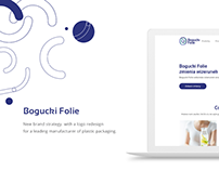 Bogucki Folie| Web Development & Design
