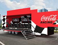 NASCAR Gaming Trailer