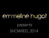 SHOW REEL 2014-15
