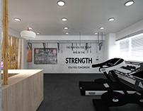 Gym | 3D Visualization (COPY)