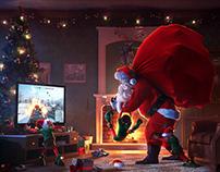 World of Tanks: Mercenaries   Santa Goes Tanking
