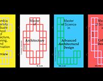 Cover Designs: Columbia University