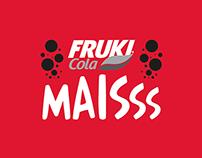 Campanha FRUKI Cola Mais