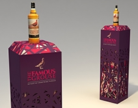 THE FAMOUS GROUSE - POS