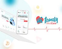 Family Med Care - Web Design