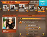 Roulette Social-network Game