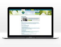 Huisstijl + website Eco-isolatiewerken