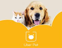 Uber Brand Extension App Design