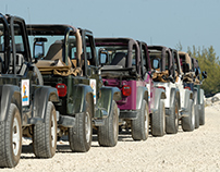Grand Bahama Island - Bahamas Jeep Safari