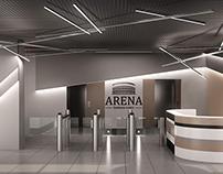 """Business center """"Arena"""""""