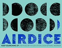 Airdice EP cover art