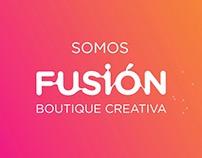 Video presentación Fusión Boutique Creativa