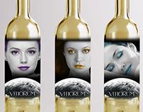 Vitiorum Wine bottles
