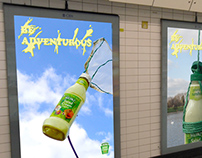 Salad Cream: Be Adventurous campaign