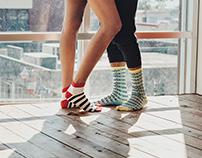 G&R Sockswear Campaign