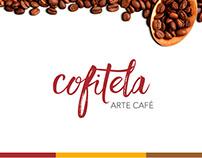 Cofitela - Arte Café || Identidade Visual