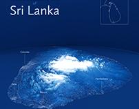 Sri Lanka. Blue Edition