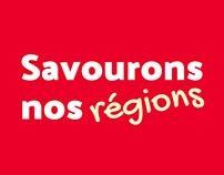 Savourons nos régions | Marchés Tradition et Bonichoix