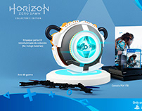 Concept - Horizon Zero Dawn Collector's Edition